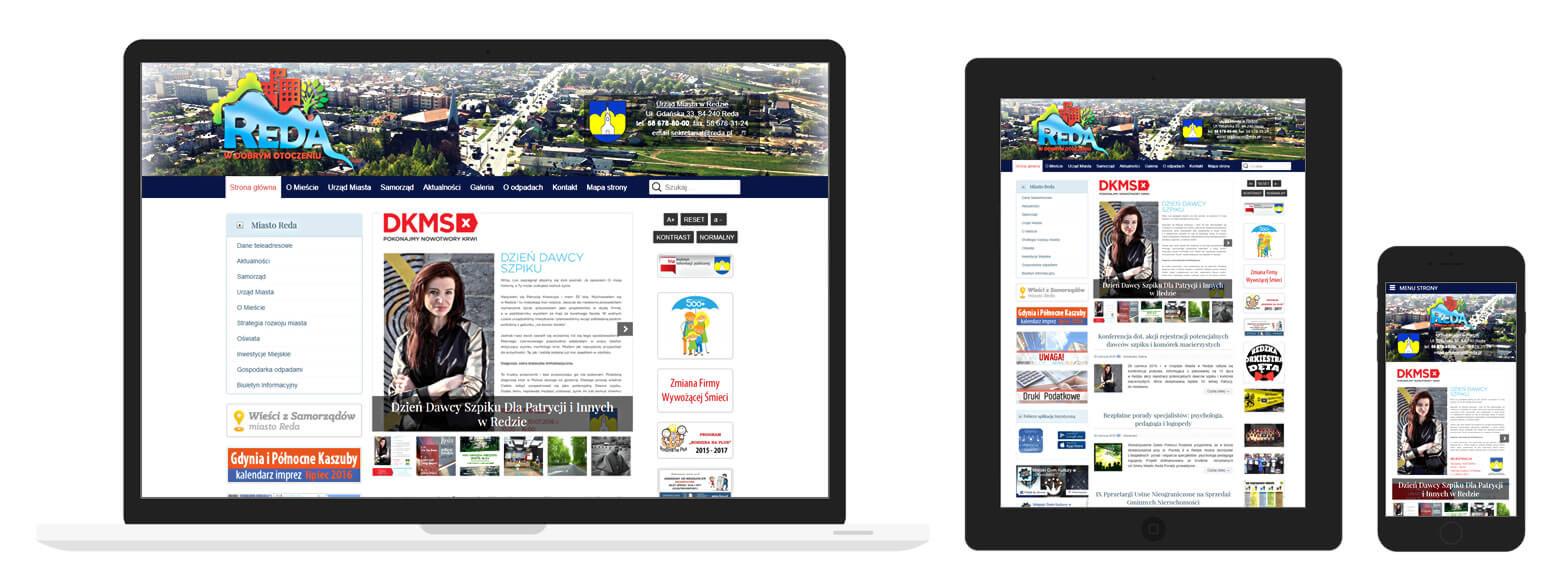 Responsywne Strony WWW- Responsive Web Design - (RWD)