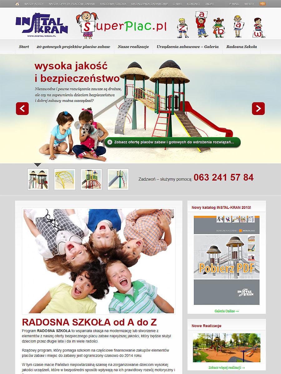 SuperPlace.pl-ZABAW-INSTAL-